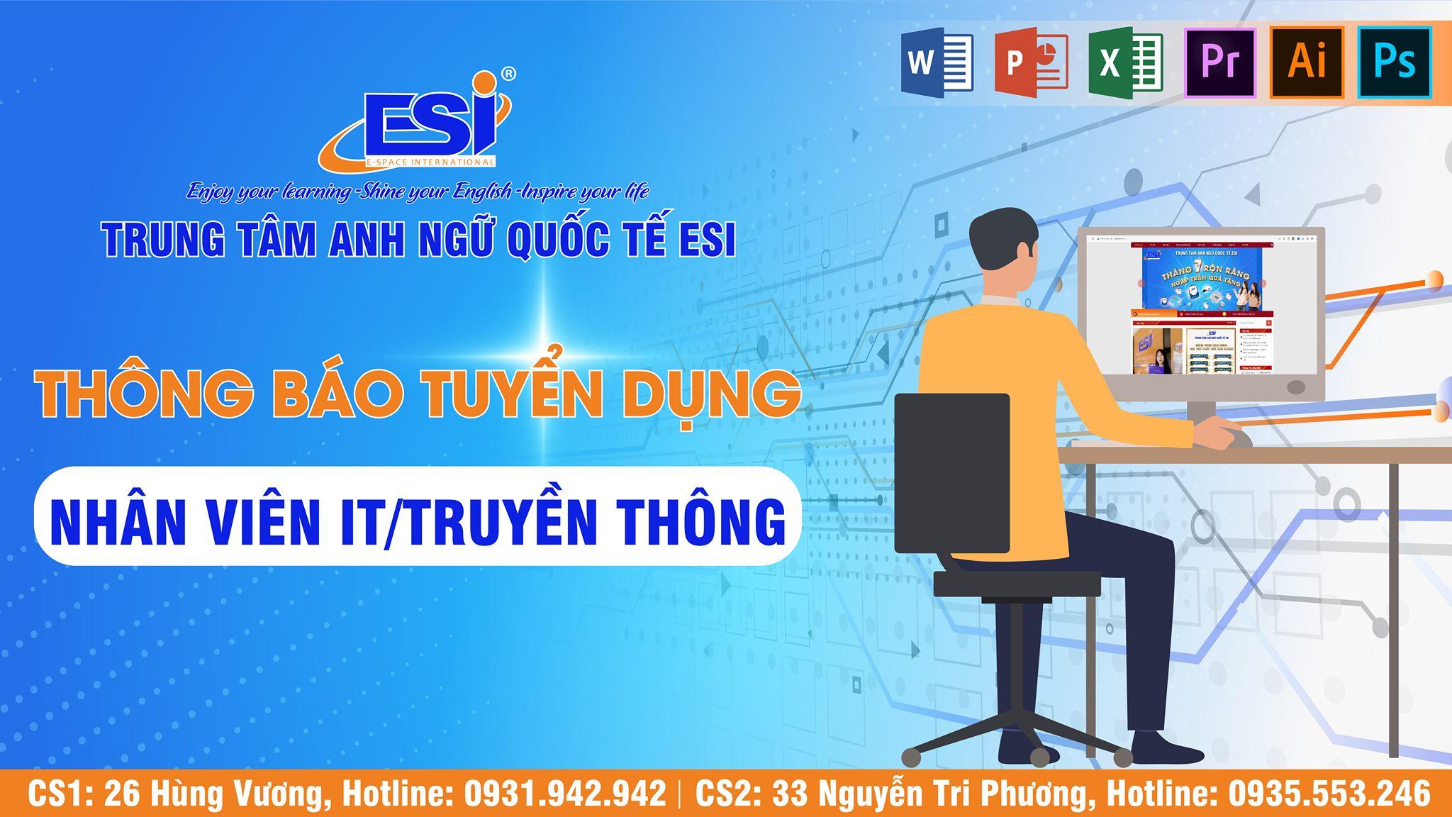 http://espace.com.vn/tuyen-dung-nhan-vien-it/truyen-thong
